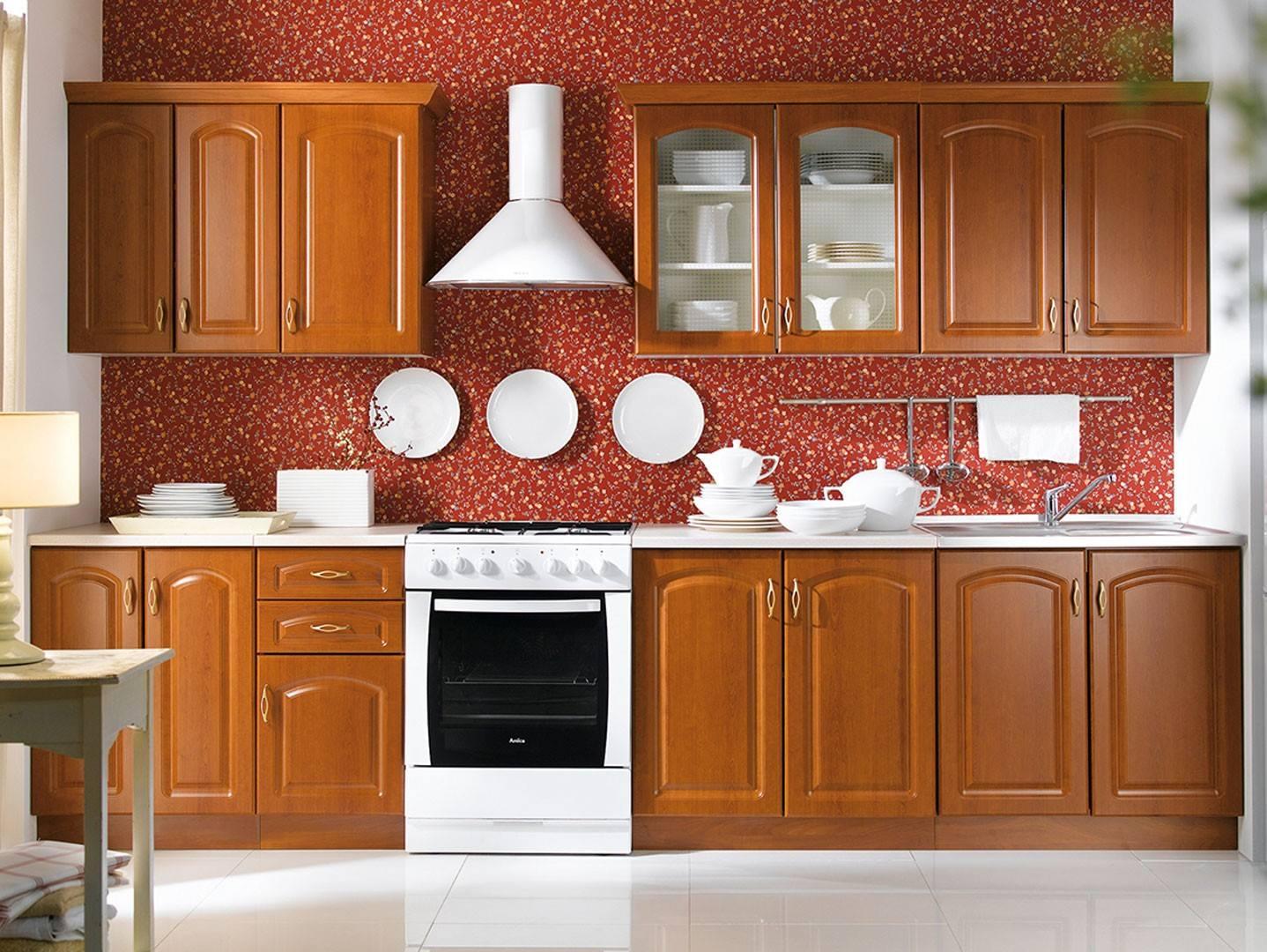Zestaw mebli kuchennych - Nika 260 Front MDF