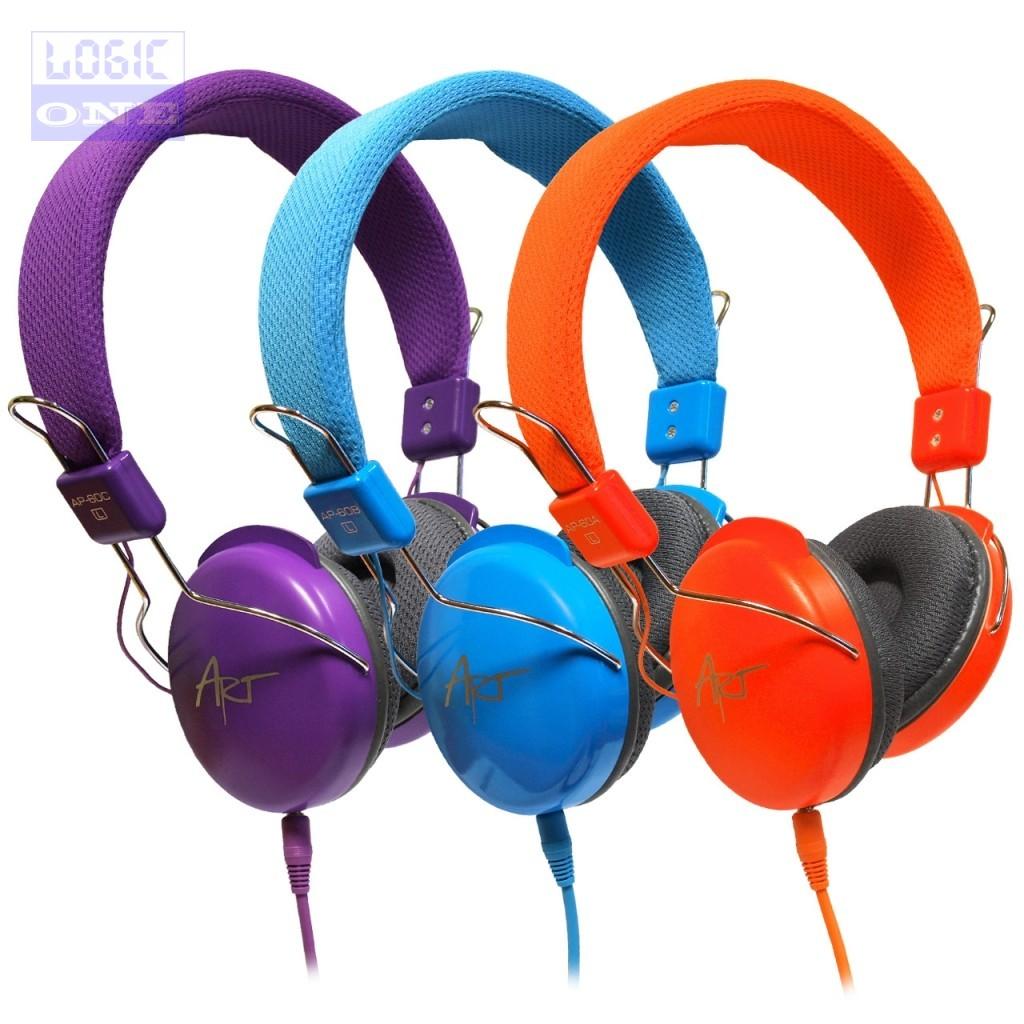 Słuchawki multimedialne ART AP-60