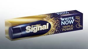 Signal White Now pasty do zębów różne rodzaje