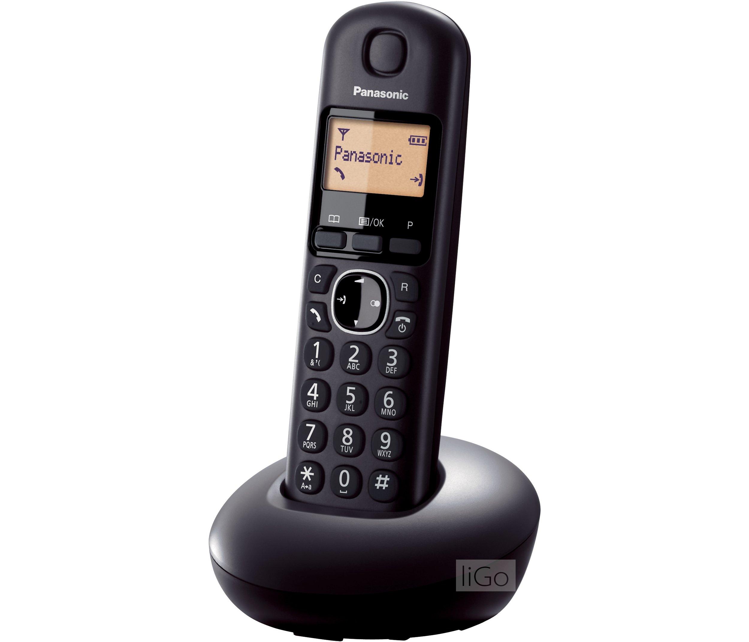Telefon bezprzewodowy PANASONIC KX-TGB210