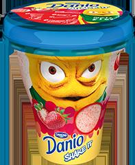 Jogurt DANIO SHAKE IT - 3 smaki