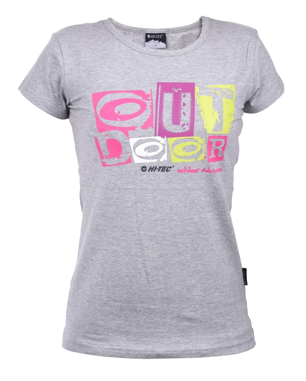 Koszulki HI-TEC męskie/damskie - różne wzory