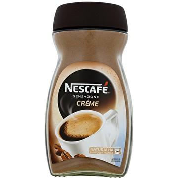 Kawa rozpuszczalna NESCAFE SENSAZIONE CREME