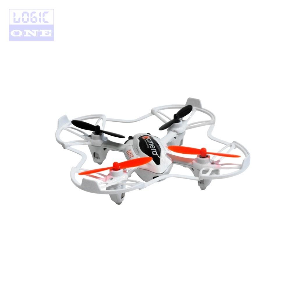 DRON QUADROCOPTER 8963/8943 - 2,4Ghz z kamerą biały