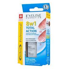Eveline odżywki do paznokci 8 w 1 ,diamentowa