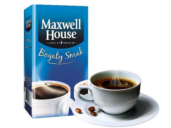 Kawa Maxwell House 250g