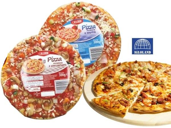 Pizza Społem 300g