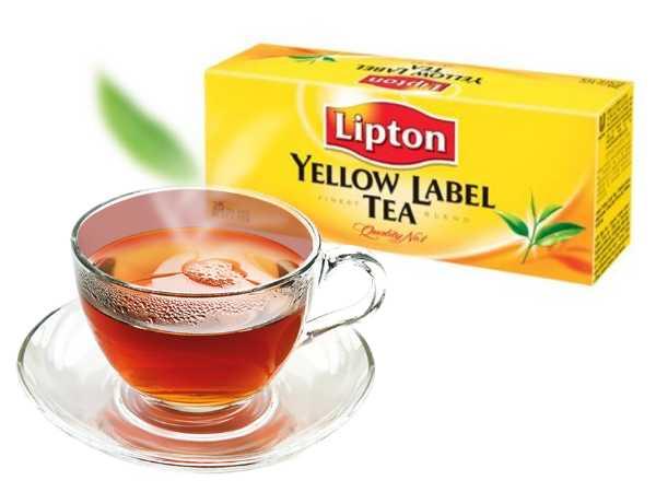 Herbata Lipton 25szt
