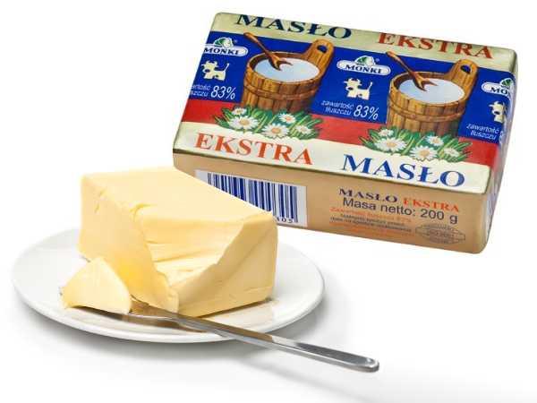 Masło extra 200g
