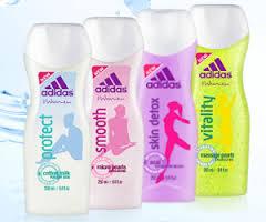 Adidas żele p/prysznic men/women 400ml