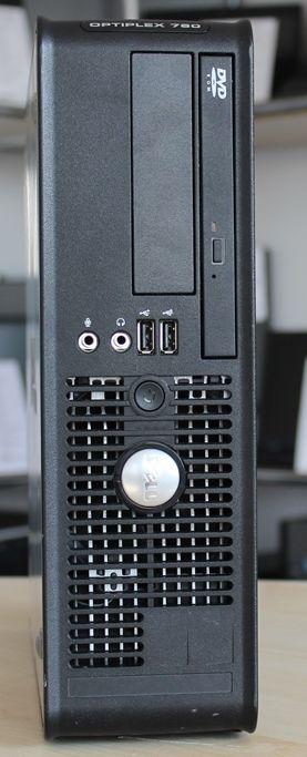 Komputer poleasingowy Dell OptiPlex 760 SFF