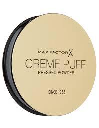 Max factor puder puff