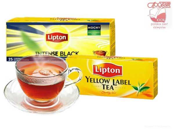 Herbata Lipton exp.25s