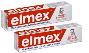 Elmex pasta do zębów kids, junior, pomarańczowa