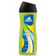 Adidas żele pod prysznic 400ml men/women