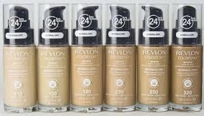 Revlon Colorstay podkłady do twarzy różne kolory