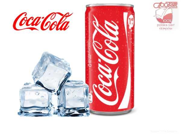 Coca-Cola 200ml puszka