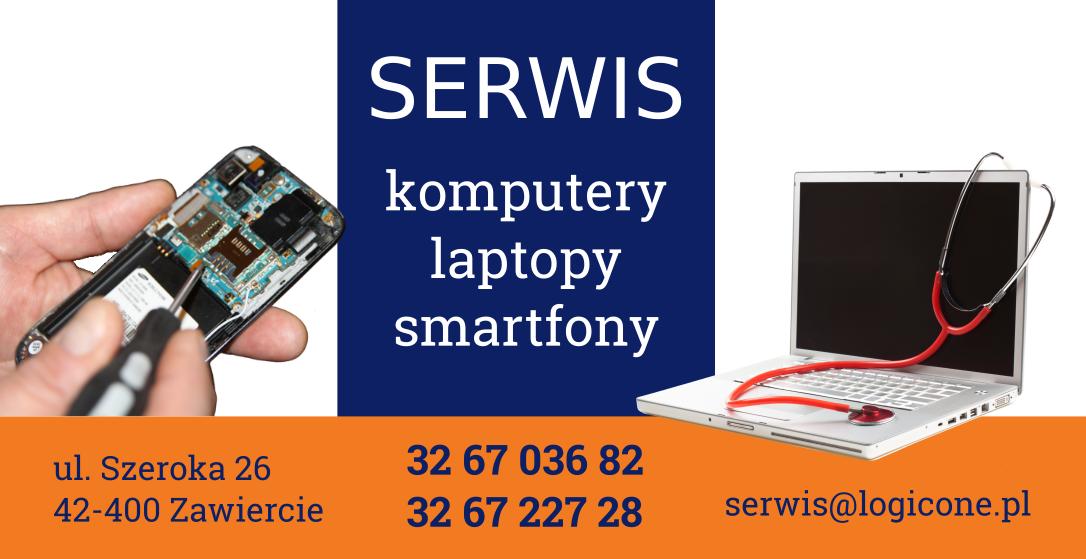 Serwis telefonów, tabletów, smartfonów