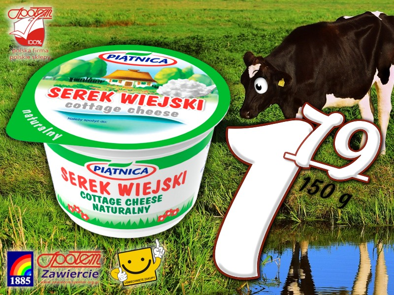 Serek Wiejski 150g