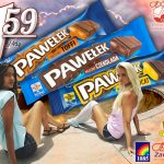 Batonik Pawelek 45g