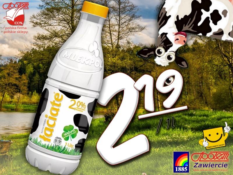 Mleko Laciate 1l